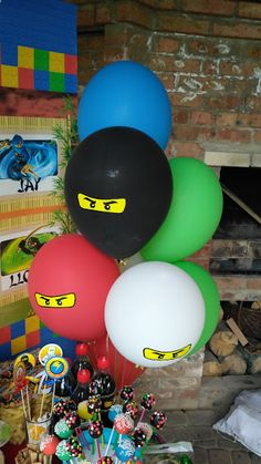 Ninjago Backdrop, Ninjago Poster, Ninjago, Ninjago Party, Ninjago Birthday