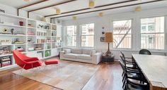 Extraordinary Loft in Greenwich Village