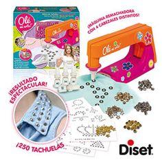 Juguete OLE MI ARTE DECORA TACHUELAS de Diset  Precio 16,94€ en IguMagazine #juguetesbaratos