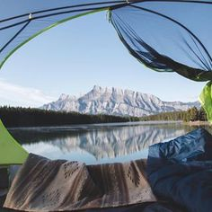 Two Jack Lakeside Campground in Banff National Park, Alberta   15 Beautiful Campsites Across Canada You Need To Visit This Summer