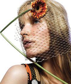 Publication: Harper's Bazaar Turkey April 2017 Model: Alisa Ahmann Photographer: James Houston Fashion Editor: Sarah Gore Reeves Hair: Keith Carpenter Make Up: Dotti PART II