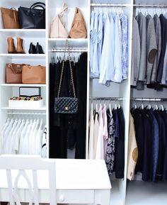 Walk in closet - wer liebt sie nicht? NEW BLOGPOST ONLINE. (link in bio) Schönen Abend liebe Instas! ✨✨ . . #interior #homedetails #immyandindi #dream_interiors #interior125 #interior123 #interior_and_living #interior_magasinet #wohneninweiss #wohnkonfetti #roomforinspo #passion4interior #interior2you #followme #myhome #interior9508 #homesweethome #freshflowers #whitehome #whiteinterior #instamood #picoftheday #instadaily #germaninteriorbloggers #walkincloset