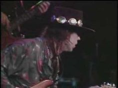 "Stevie Ray Vaughan ""Lenny"" Song written for his wife."