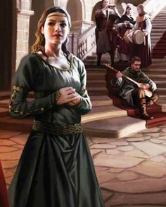 Lady Jeyne Marbrand was a member of House Marbrand. She was the wife of Lord Tytos Lannister and mother to his five children.