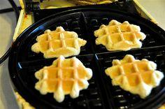 Grandmother's Waffle Cookies