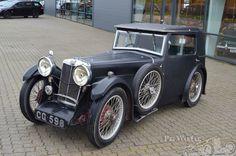 1932 MG F1 Magna Salonette