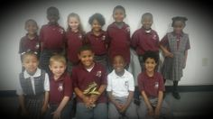 The week of February 2nd-6th Golden Shoe for Toledo Preparatory and Fitness Academy goes to Miss. Royster's kindergarten B class for outstanding effort and participation during tennis drills and skills.  Students have been working hard on drop serves and  understanding the rules of the game in preparation of mini tennis game play.  Great job kindergarten!