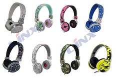 kinds of fine headband headphones