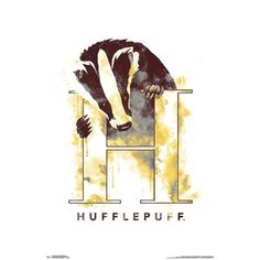 Harry Potter - Hufflepuff Illustrated Poster Clip Bundle, Size: inch x 34 inch, Multicolor Harry Potter Thema, Harry Potter Anime, Harry Potter Houses, Harry Potter Facts, Harry Potter Fandom, Harry Potter Lufa Lufa, Casas Estilo Harry Potter, Hufflepuff Wallpaper, Vexx Art