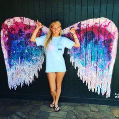 summer hawaii photography angel wings oahu