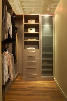 Condo closet! One of our greatest hits.