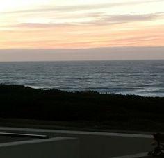 Mossel Bay Accommodation ❤ Beach House Mossel Bay ❤ Self Catering Mossel Bay Accommodation ❤ Pet Friendly Mossel Bay Hartenbos Holiday Accommodation, South Africa, Beach House, Patio, Sunset, Garden, Outdoor, Beach Homes, Outdoors