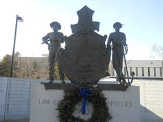 """This picture came from my video titled """" Learning About The Law Enforcement Officers Memorial """" that can be viewed at    https://www.youtube.com/user/Viewwithme"""