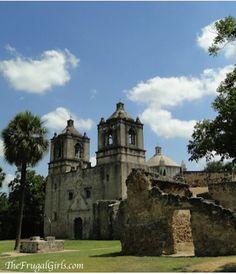San Antonio Mission Concepcion