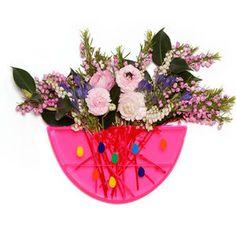 Image of Confetti Days pink watermelon vase
