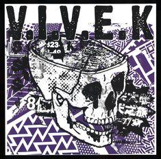 "VIVEK – Where Were You / Step FWD 10"" Blacklist – BLACKLIST008"