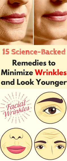15 Science-Backed Remedies to Minimize Wrinkles and Look Younger - Weight Pub