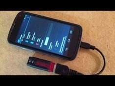 Using the Nexus 4 to connect to USB drives, mice, keyboards, and more. Usb Drive, Usb Flash Drive, Internet, Simple App, Simple Life Hacks, Tech Gadgets, Things To Do, Android, Digital