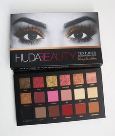 Huda Beauty Rose Gold Palette – a paleta do momento + make Asa de Anjo - http://www.pausaparafeminices.com/maquiagem/huda-beauty-rose-gold-palette/