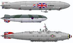 Air battleships
