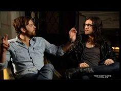Caleb & Nathan Followill on AUS TV - Classic