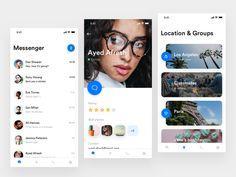 Messenger App by Jakub Reis