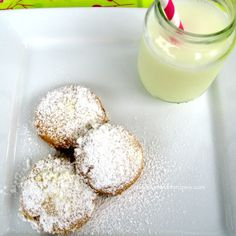 Polvorosas (Colombian Butter and Sugar Cookies)