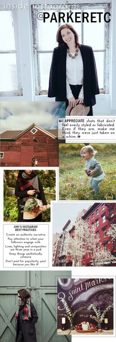 Inside Instagram: @ParkerEtc | theglitterguide.com