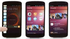 Ubuntu's smartphone OS