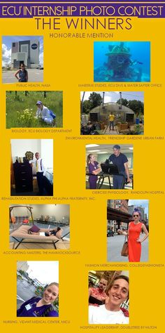 CONGRATS TO OUR INTERNSHIP PHOTO CONTEST WINNERS FOR 2014!
