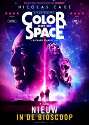Nicolas Cage, Color Out Of Space, June Colors, Thrillers, Juni, Science Fiction, Horror, Amsterdam, Movies