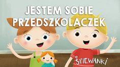 Jestem sobie przedszkolaczek – piosenka z teledyskiem dla dzieci. Śpiewanki.tv