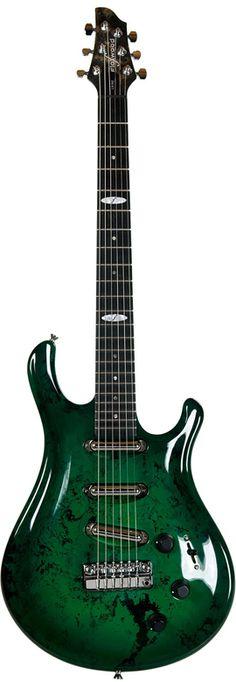 Flaxwood Guitars 3LP-T Laine