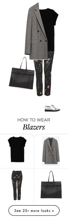 """""""20160112"""" by mpociute on Polyvore featuring Topshop, Isabel Marant, Zara and ASOS"""