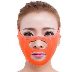 The Elixir Beauty V-Line Face Lifting Slimmer Chin Lift Band Anti-Aging Mask PRETIKA ST102 Rotating Facial Brush