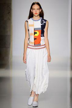 Victoria Beckham Prêt à Porter Primavera/Verano 2016