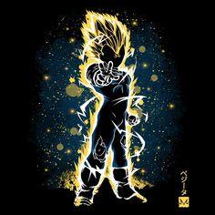 The Majin Prince - Men's ApparelYou can find Mens apparel and more on our website.The Majin Prince - Men's Apparel Dragon Ball Z, Dragonball Anime, Graffiti Wallpaper Iphone, Day Of The Shirt, Cartoon Art, Avengers, Naruto, Anime Art, Men's Apparel