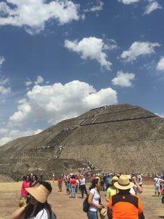 Totihuacan... Pirámide del Sol