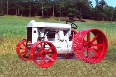 Fordson tractors | arnold palmer fordson tractor page