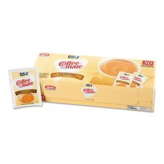 Coffee-Mate Non-Dairy Powder Coffee Creamer Packets, Original, will bring a little flavor to your daily cup of joe. Non Dairy Coffee Creamer, Break Room, Lactose Free, Gluten Free, Cream Recipes, Drinking Tea, Healthy Drinks, Gourmet Recipes, Coffee Cups