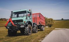Mercedes Benz Unimog, Rigs, Monster Trucks, World, Building, Tractors, Truck, Buildings, The World
