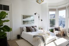 Erin Hiemstra of Apartment 34 shows us how she created the perfect guest bedroom.
