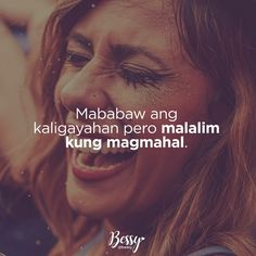 😂 Filipino Quotes, Filipino Words, Pinoy Quotes, Tagalog Love Quotes, Sad Love Quotes, Jokes Quotes, Life Quotes, Hugot Lines Tagalog, Patama Quotes