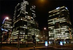 Amsterdam, Holland, Times Square, Office, Travel, The Nederlands, Viajes, The Netherlands, Destinations