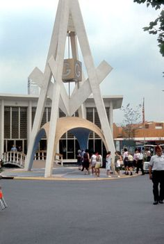 Masonic Pavilion at the 1964-65 New York World's Fair