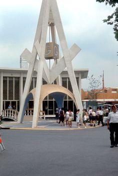 Masonic Pavilion at the 1964-65 New York World's Fair