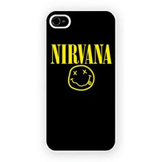 Nirvana - Smiley Logo iPhone 4 4s and iPhone 5 Case