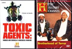 The History Channel Brotherhood of Terror  Toxic Agents Viruses  Chemical and Biological Warfare  Terror 3 Disc Set -- You can find out more details at the link of the image.