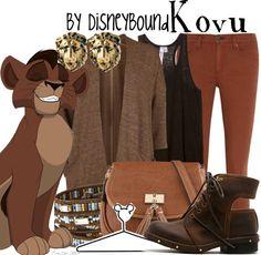 lion king | Disney Bound