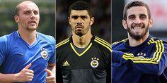 Fenerbahçe'de üç imza daha